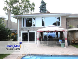 exterior home painting contractors toronto